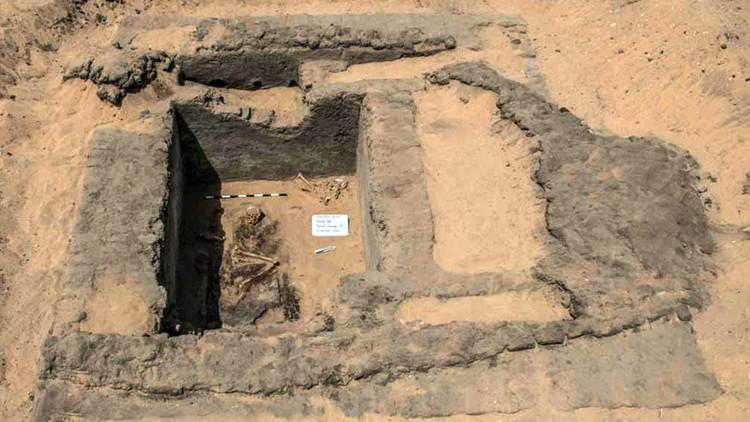 Fotos: Desentierran una ciudad perdida en Egipto de 7.000 años de antigüedad