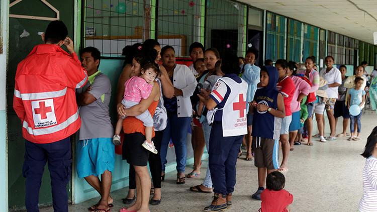 Costa Rica decreta emergencia nacional ante la aproximación del huracán Otto