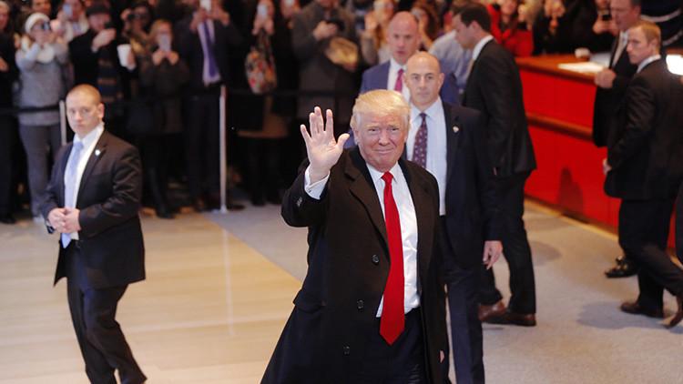 """Trump a la CNN: """"Odio vuestra cadena, sois unos mentirosos"""""""