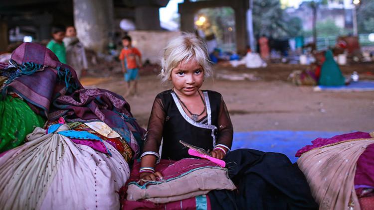 11 datos sobre la pobreza mundial