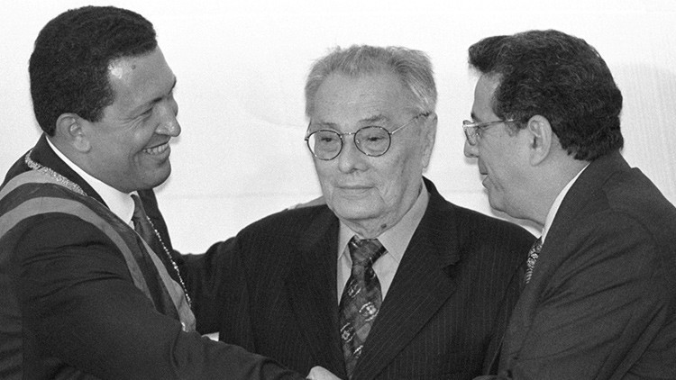 Fallece Luis Miquilena, exministro venezolano