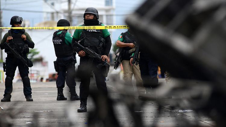 'La mala educación': Dos muertos en un enfrentamiento entre maestros en México