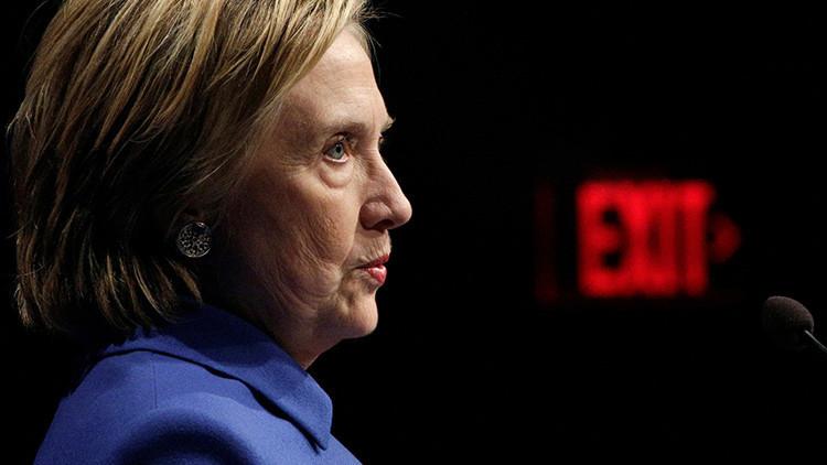 El mundo al revés: partidarios de Clinton denuncian fraude electoral y exigen recuento de votos