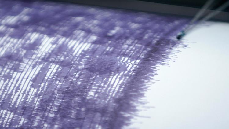 Reportan un sismo en Uruguay