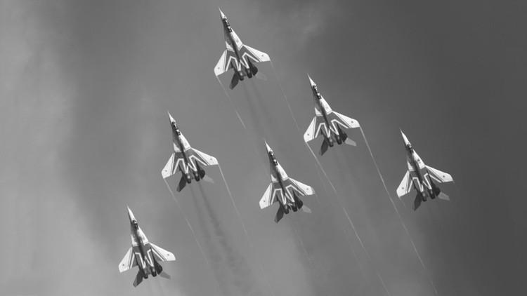 Muere Iván Mikoyán, el gran diseñador ruso de aviones de combate