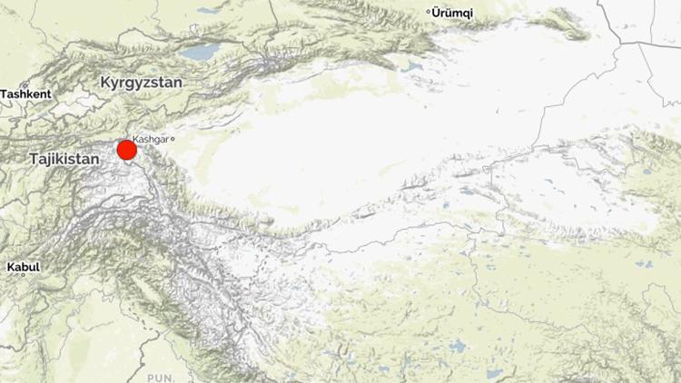 Un sismo de magnitud 6,5 sacude el noroeste de China
