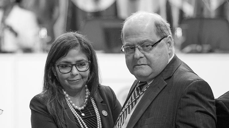 Embajador de Venezuela en la OEA falleció este viernes en Caracas