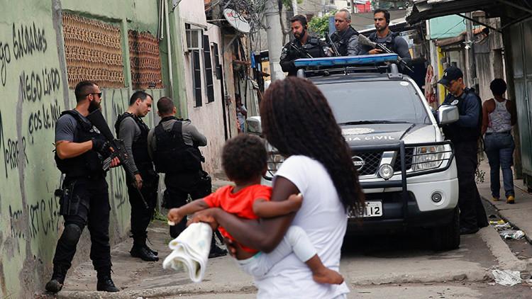 Violaciones en grupo en Brasil: ¿una lacra que se extiende?