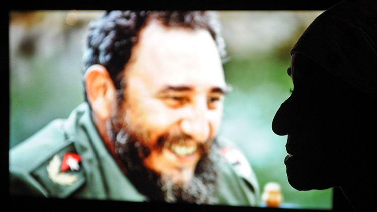 Fidel Castro, una vida en imágenes (GALERÍA DE FOTOS)