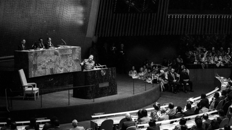El discurso más popular de Fidel Castro (VIDEO)