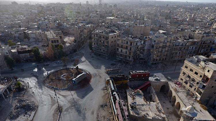 El Ejército de Siria controla un barrio estratégico para liberar el este de Alepo