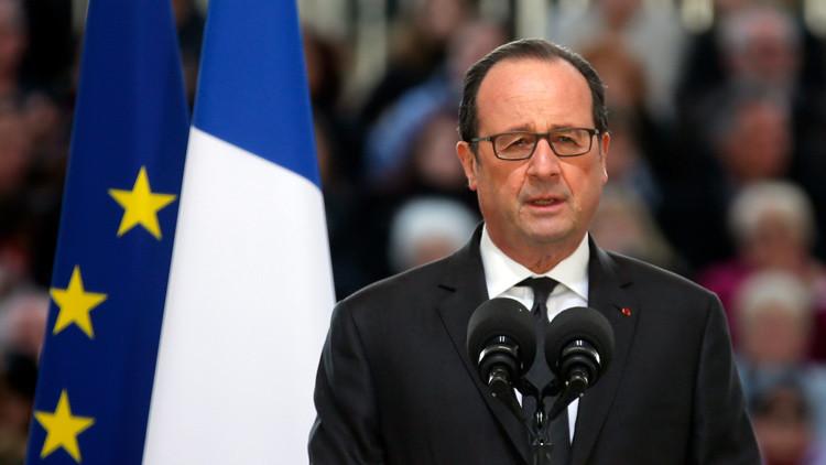 Hollande solicita levantar el embargo contra Cuba