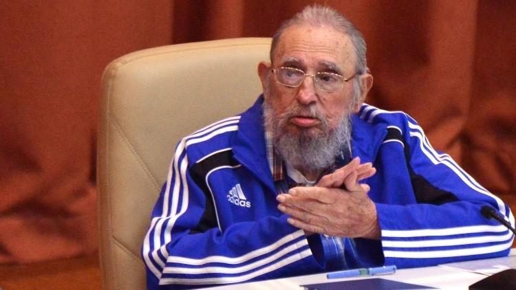 ¿Por qué Fidel Castro se vestía con ropa de Adidas? (Fotos)