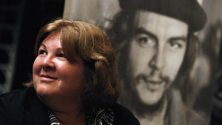 """Hija del Che Guevara: """"Fidel estuvo con su pueblo en los malos y en los buenos tiempos"""""""