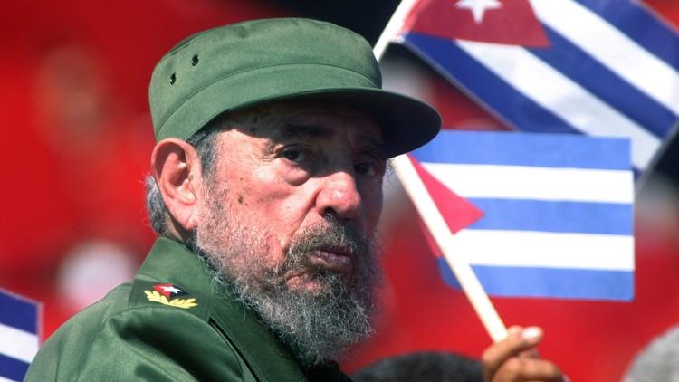 """""""Era digno del respeto de todos"""": Moscú reacciona a los comentarios negativos sobre Fidel"""