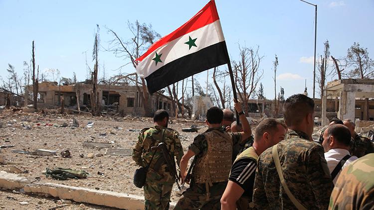 El Ejército sirio recupera un barrio en manos de los rebeldes en el este de Alepo