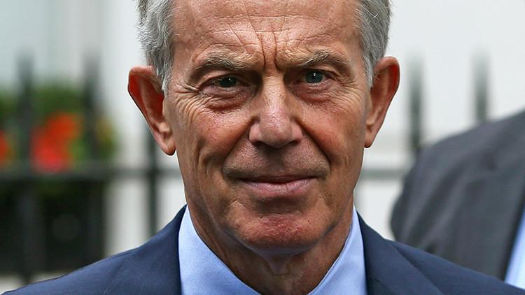 """Tony Blair se enfrenta a nuevos cargos por sus """"engaños"""" sobre la guerra de Irak"""