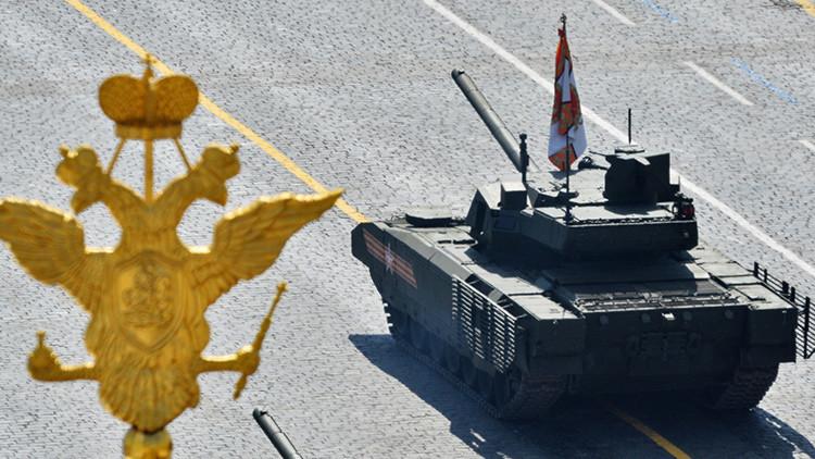 """""""¿Cómo pudo suceder esto?"""": Explican por qué la OTAN teme al nuevo tanque T-14 Armata"""