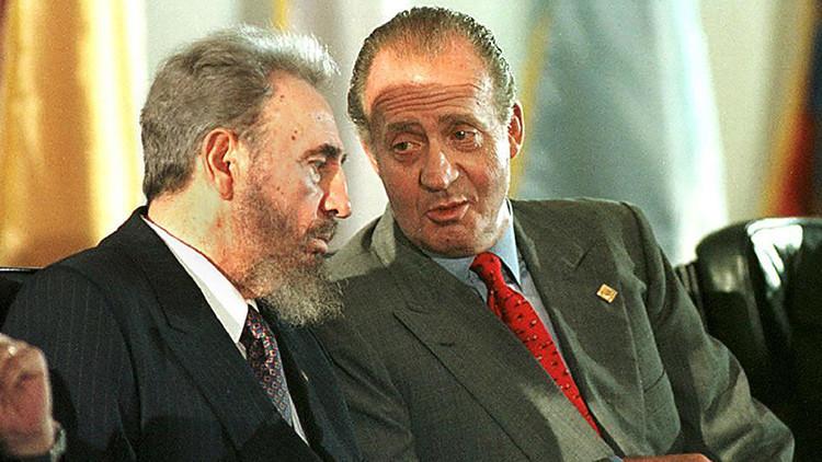 Más vale tarde que nunca: el rey emérito Juan Carlos representará a España en la despedida de Fidel