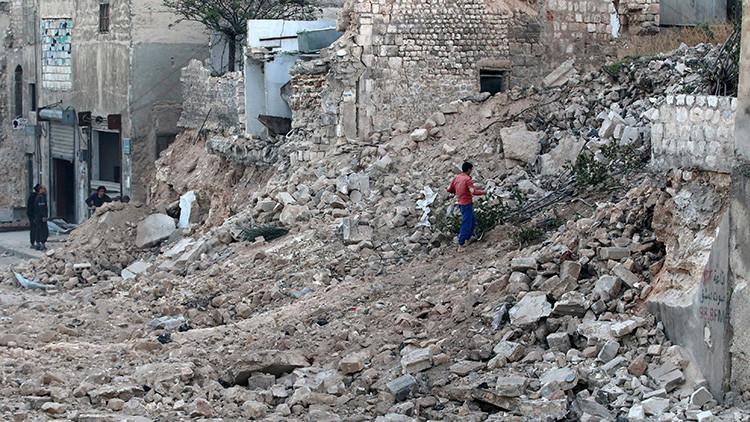 El Ejército sirio logra dividir en dos el cerco de los terroristas en Alepo