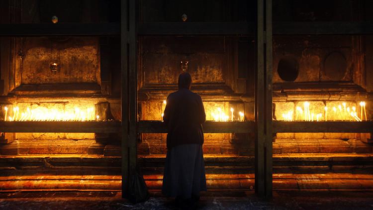 Fotos: Esto es lo que encontraron los arqueólogos después de abrir la tumba de Jesús