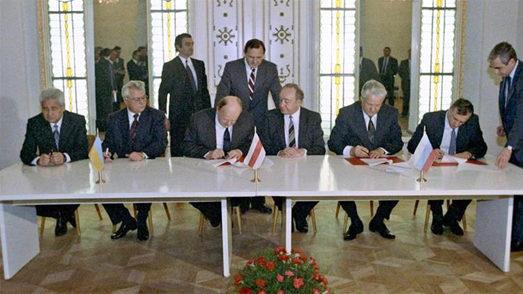 25 años más tarde: ¿Quién está celebrando la disolución de la URSS?