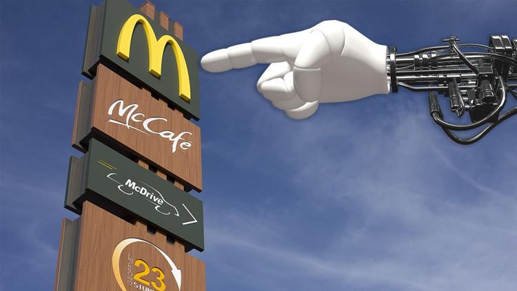 La respuesta de McDonald's al salario mínimo de 15 dólares