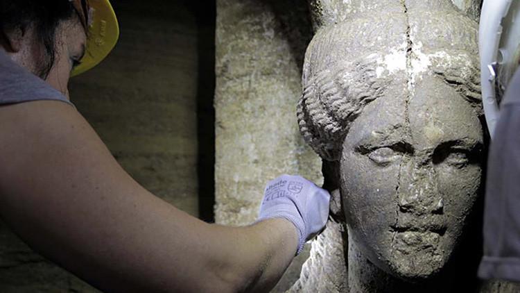 Nuevo secreto de Anfípolis: este mausoleo de la época de Alejandro Magno esconde algo más