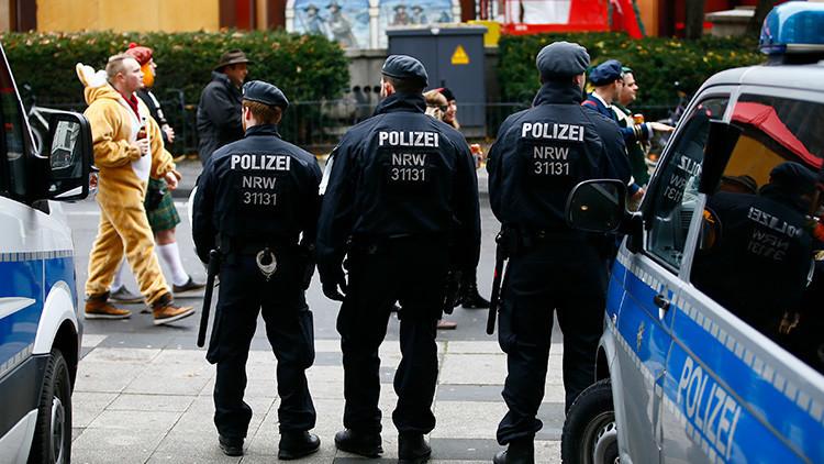 La Policía alemana usará helicópteros para combatir los delitos sexuales en Nochevieja