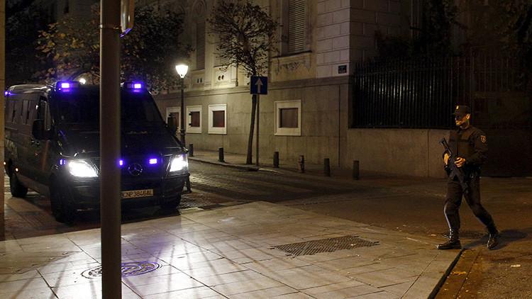 España: Arrestan a cuatro sospechosos vinculados con los sangrientos atentados en París