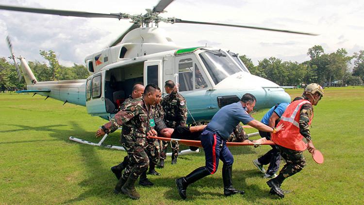 ¿Atentado contra Duterte? Al menos 7 miembros de la guardia presidencial heridos por una explosión