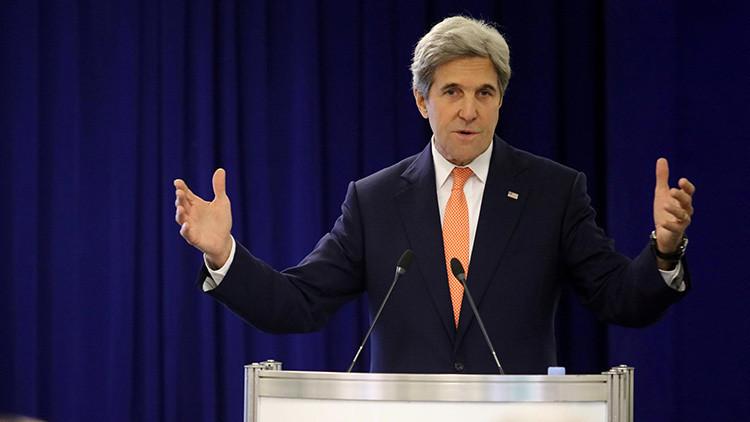 """¿Por qué John Kerry será """"uno de los principales perdedores en Siria""""?"""