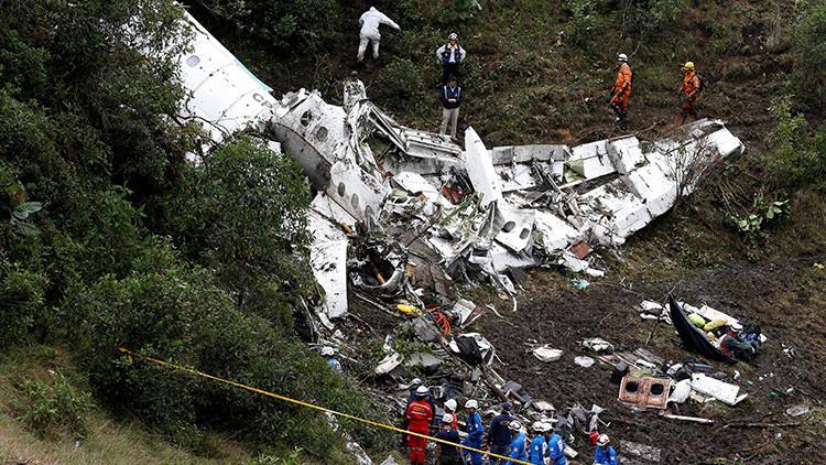 Una víctima de la tragedia aérea del Chapecoense cuenta cómo sobrevivió