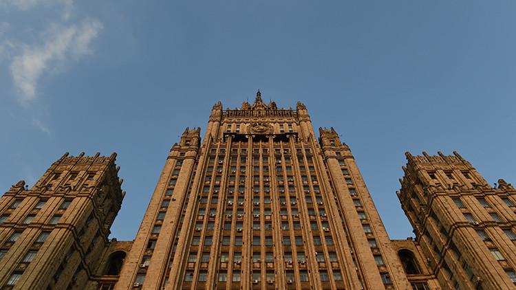 """Rusia: """"Kiev organiza provocaciones para tratar de mantener la protección de EE.UU."""""""
