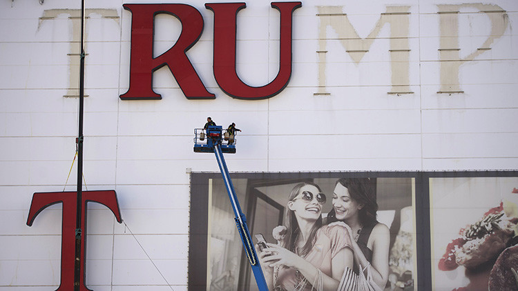 Donald Trump deja sus compañías para centrarse en la presidencia de EE.UU.