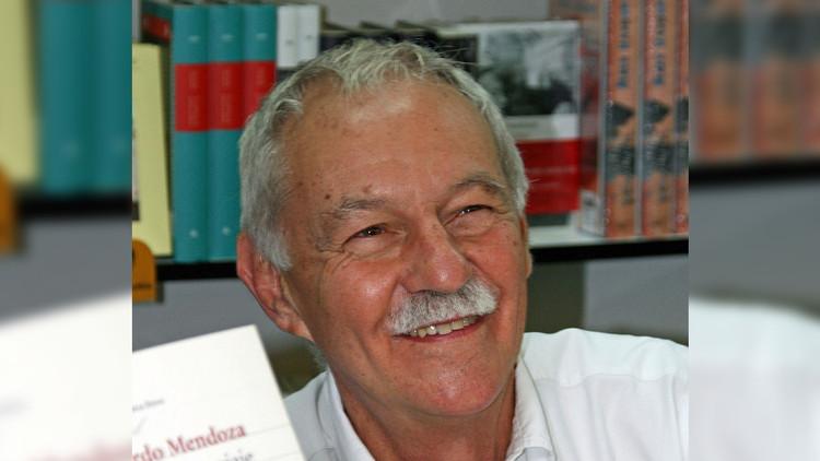 El escritor español Eduardo Mendoza, ganador del Premio Cervantes