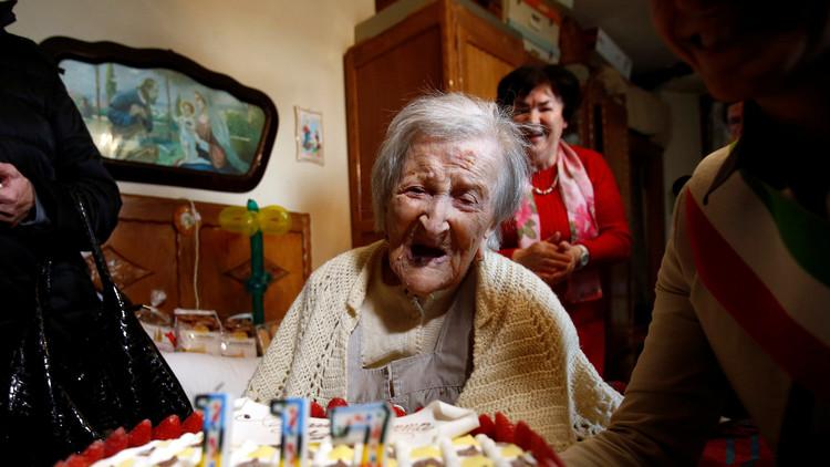 Los secretos de longevidad de la mujer más anciana del mundo