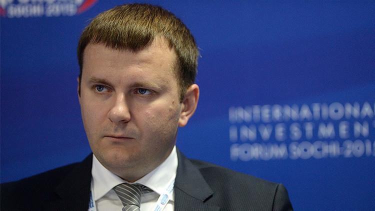 Putin nombra nuevo ministro de Economía