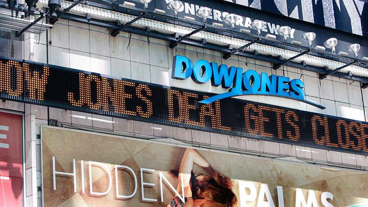 El índice Dow Jones bate récords tras anunciarse la futura reducción de la producción petrolera