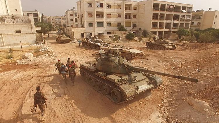 """""""El fin del comienzo"""": Las consecuencias de la batalla de Alepo"""