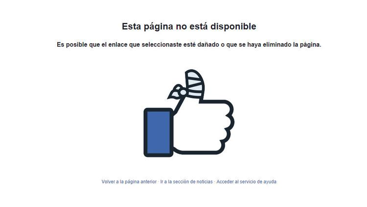"""Facebook elimina """"por error"""" publicaciones de Zuckerberg sobre noticias falsas"""