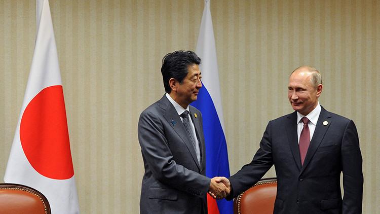 """Japón: """"Un tratado de paz con Rusia abriría una nueva época en las relaciones bilaterales"""""""