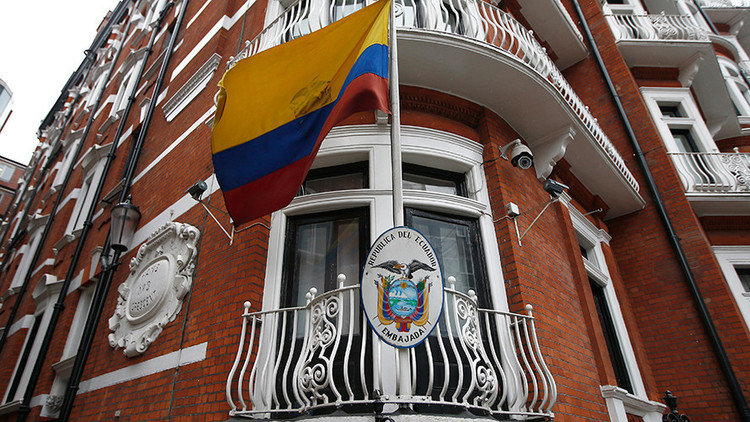 La ONU rechaza la apelación de Londres contra Assange y exige liberarlo
