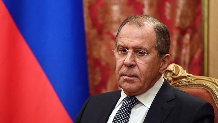 """Lavrov: Rusia se ve obligada a """"fortalecer su defensa"""" ante las acciones """"destructivas"""" de la OTAN"""