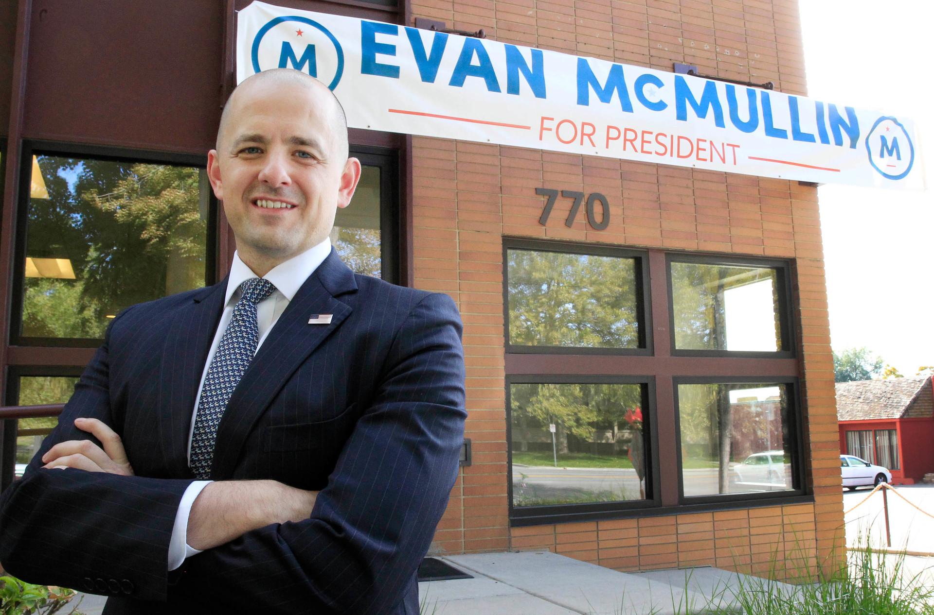 Sistema electoral: Evan McMullin podría convertirse en presidente de EE.UU.