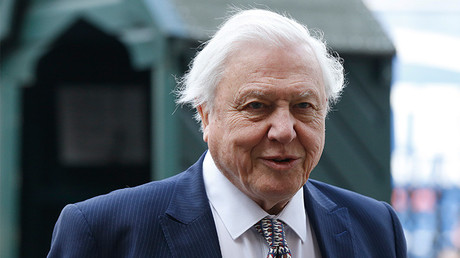 David Attenborough, naturalista británico