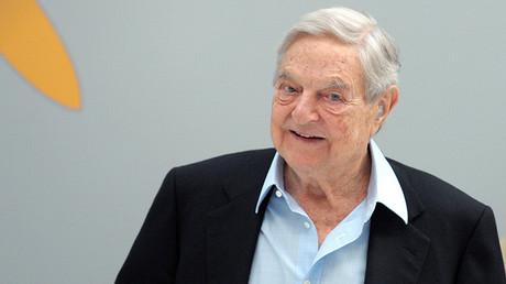 El financista estadounidense, George Soros