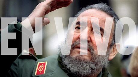 EN VIVO: Cuba se despide de Fidel Castro con un homenaje póstumo