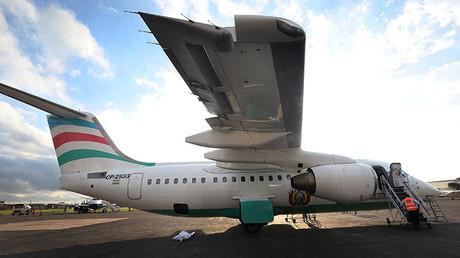 El avión de la compañía LaMia que se accidentó en territorio colombiano el 29 de noviembre transportaba al equipo brasileño Chapecoense para jugar la final de la Copa Sudamericana.