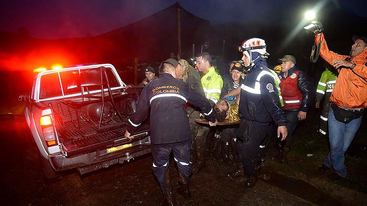 Socorristas relatan cómo hallaron a los sobrevivientes del avión del Chapecoense
